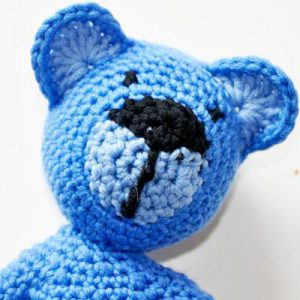 Häkelanleitung * Amigurumi Teddybär