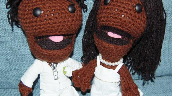 Wedding Sackboys