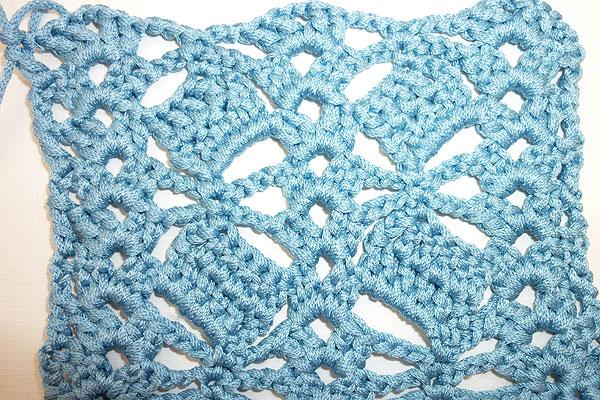 Crochet Stitch * Box in Bow