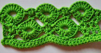 Crochet Stitch * Rings of Love