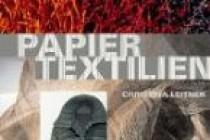 Stricken und häkeln mit Papier