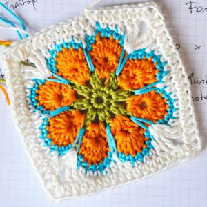 Granny Square &quot;Somalia&quot;