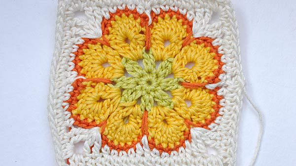 Crochet Granny Square Somalia Pattern : Crochet * Granny Square ?Somalia?