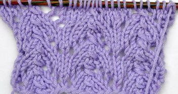Lace Stitch * Small Gothic Arcs