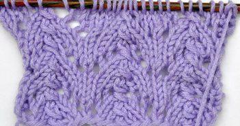 Lace Stitch * Small Gothic Arcs