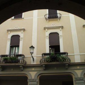Fassade - Padua Italien