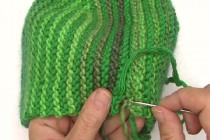 Knitting * How to sew a Tychus Hat