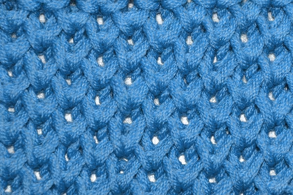 How to Knit * Honeycomb Brioche Stitch