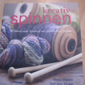 """Buch """"kreativ Spinnen"""" von chikuchiku"""