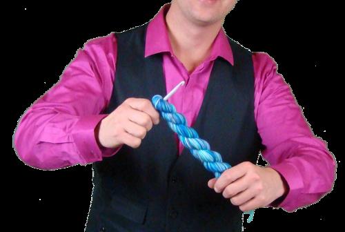 Mikey von CrochetCrowd