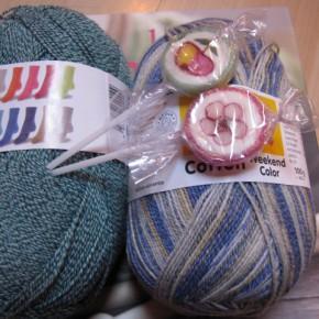 noch mehr Sockenwolle von chikuchiku