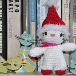 "Adventskalender * 18. Dezember * Amigurumi ""Hello Santa"" * Eiermützchen"