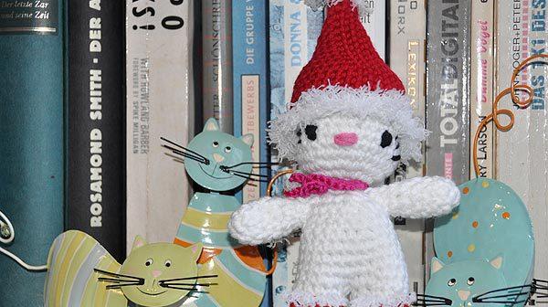 """18. Dezember * Amigurumi """"Hello Santa"""""""