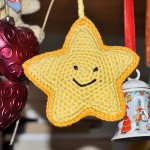 "Adventskalender * 6. Dezember * Amigurumi ""Happy Star"""
