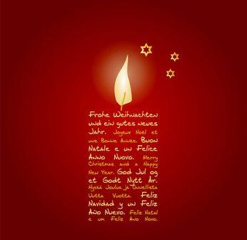 Friedliche Weihnachten Euch allen!