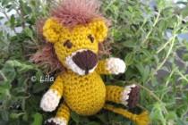 Häkelanleitung * Amigurumi * kleiner Löwe by Lila