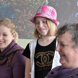 Isabella, Irena, Sabine