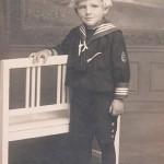 Leichtmatrose 1932