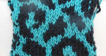 Fair Isle Stricken Revolution * Leopard Muster