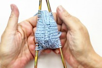 Socken Serie #08 * Socken stricken von der Spitze weg * eliZZZa's Super Easy Sockenspitze