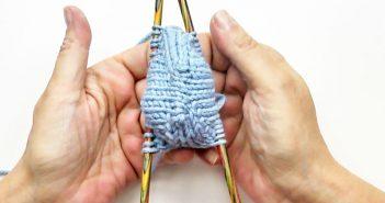 Socken Stricken * eliZZZa's Super Easy Sockenspitze