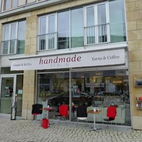 handmade Berlin * Strickcafé Berlin Monbijouplatz