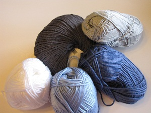 Wolle für Wetterschal 2013
