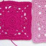 "nadelspiel Advent Calendar 2012 * December 05 * Granny Square ""Joy"""