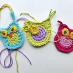 nadelspiel Advent Calendar 2012 * December 02 * Tiny Crochet Owl