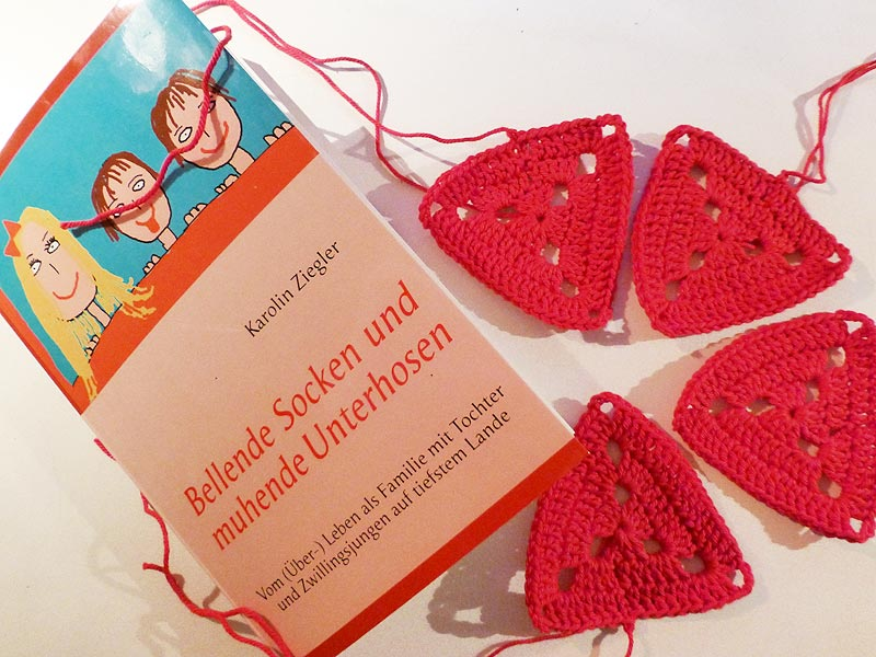 nadelspiel Adventskalender * 9. Dezember * Granny Triangle