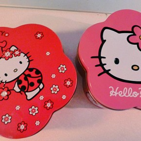 Hello Kitty Dosen bei Penny