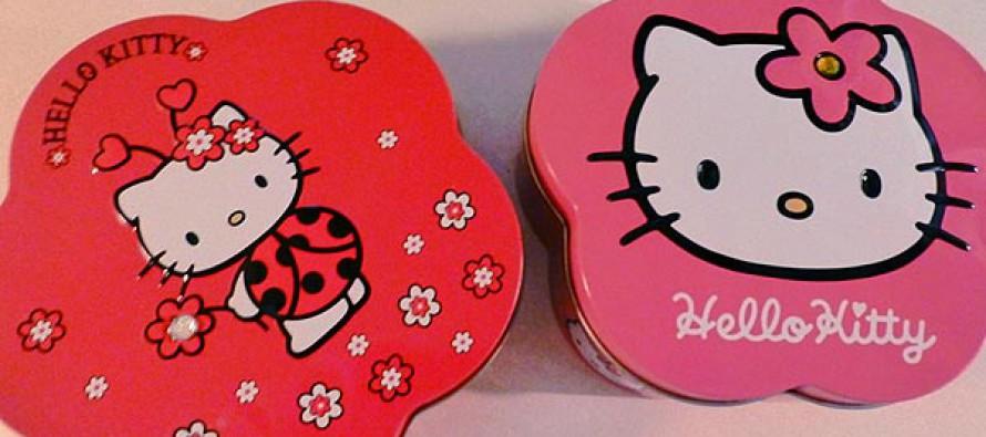 Hello Kitty Dosen bei Penny