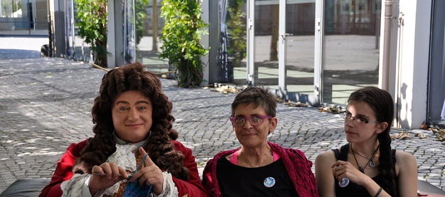 handgemacht dawanda KreativMarkt Dresden * Die Fotos