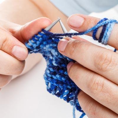 Bitte Testen Videos Stricken Für Echte Linkshänder Stricken