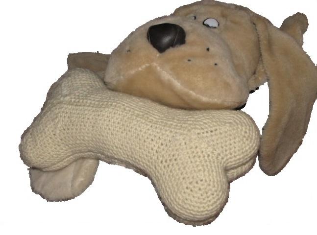 Gehäkelter Hundeknochen Oder Nackenkissen Stricken Und Häkeln Mit