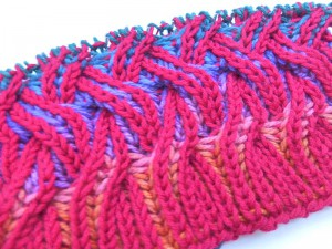 Stricken * Rainbow Cowl