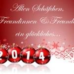 Alles Liebe & Gute für 2014!