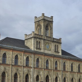 Weimar Rathaus