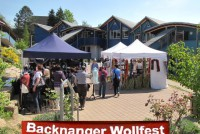 Backnanger Wollfest 2014