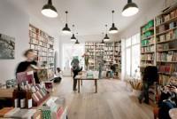 Guerilla Knitting * 5 Jahre Buchkontor * Wien 15, Krimhildplatz * 13. Juni 2014