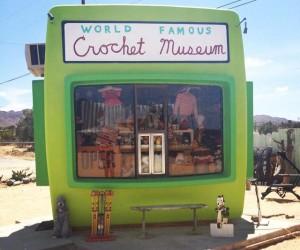 Ein weltberühmtes Häkelmuseum