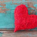 Wolle Herz