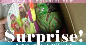 Woolpedia Surprise!
