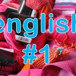 Englische Strickanleitungen verstehen