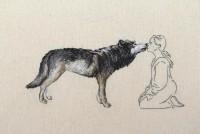 Romantische Stickerei by Ana Teresa Barboza