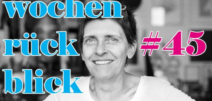 eliZZZas nadelspiel Wochenrückblick #45