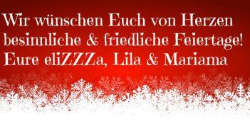 Frohe Festtage allen unseren Schäfchen!