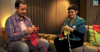 nadelspiel eliZZZa * Das handgestrickte Interview mit Basti