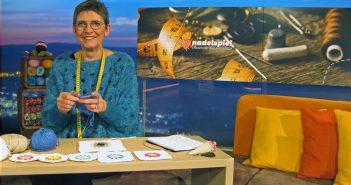 nadelspiel: stricken & häkeln mit eliZZZa auf SAT1.Gold Österreich