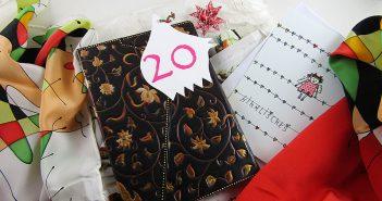 Schäfchen Adventskalender * Dezember 20